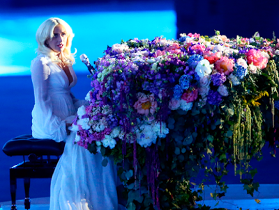 "Lady Gaga, canta ""Imagine"" en Azerbaiyán"