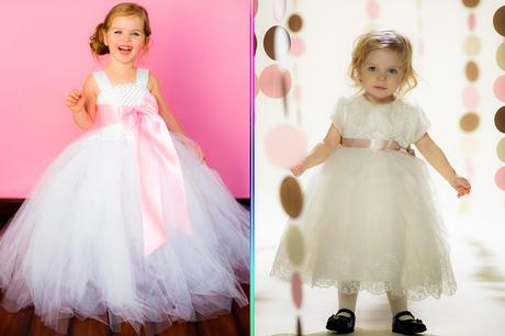 En Fotos! Vestidos de Niñas para una Boda de Gala ¡Son Un sueño ...