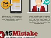 errores Social Media Marketing deberías evitar