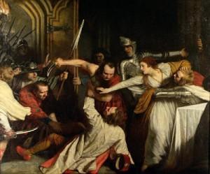 Asesinato de Rizzio