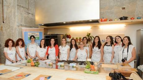 2341.- Naturday con Nestle y Samantha Vallejo-Najera, viaje mama bloguera a Barcelona