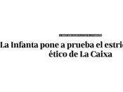 """Infanta efecto reputación Caixa"""""""