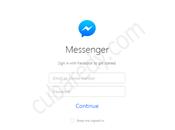 Facebook Messenger gratis