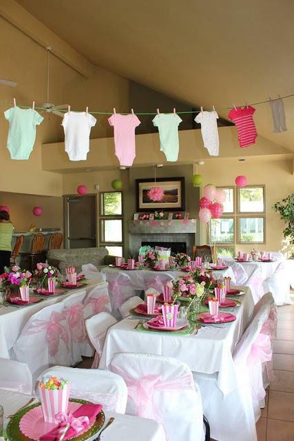 Baby shower ni a hermosas decoraciones paperblog for Baby bathroom decor ideas