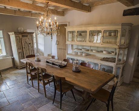 Acogedora casa rural con estilo provenzal - Paperblog
