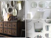 casa perfecta Galería espejos vintage/ Vintage mirror wall