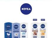 producto cosmética mes: Nivea bajo ducha