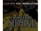 Marvel Comics anuncia Doctor Strange, nueva serie Jason Aaron Chris Bachalo