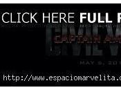 Afirman haber visto Capi martillo Thor rodaje Captain America: Civil