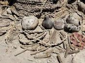 Hallan momias intactas años Lima