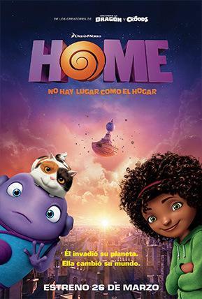 De cine: Home, no hay lugar como el hogar.