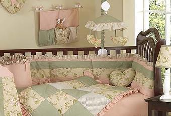Dormitorios de bebe estilo shabby chic paperblog - Dormitorio shabby chic ...