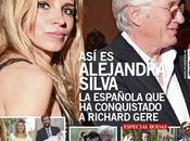 Richard Gere Alejandra Silva, Tita Cervera, Elena Tablada bodas fútbol, revista 'Love' esta semana