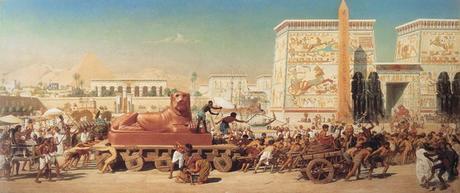 Esclavitud en el antiguo Egipto.