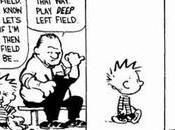 Calvin Hobbes, Baseball (II)