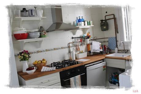 Mi cocina de ikea paperblog for Reforma cocina barata