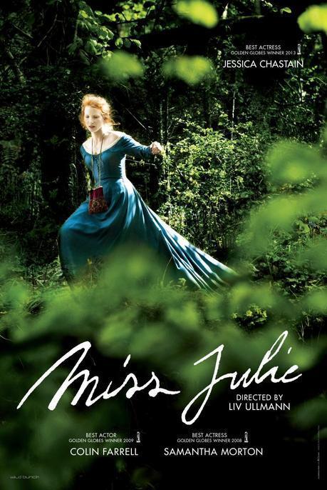 dvd la señorita julia