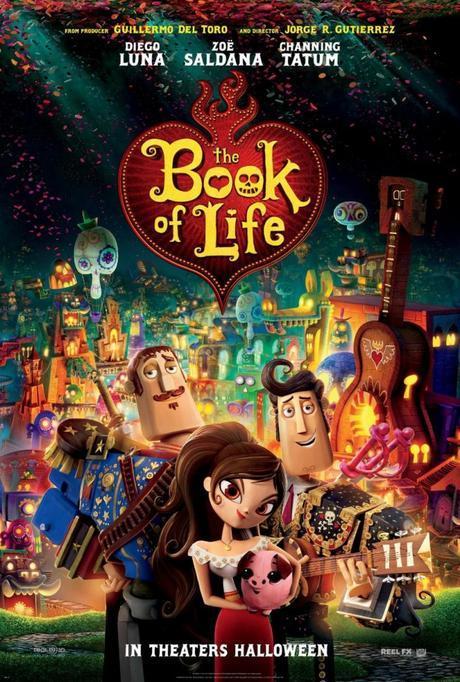 dvd el libro de la vida
