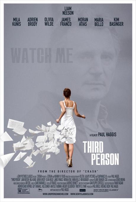 dvd en tercera persona