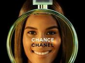 "Conoce caras fragrancia ""Chance"" Chanel"