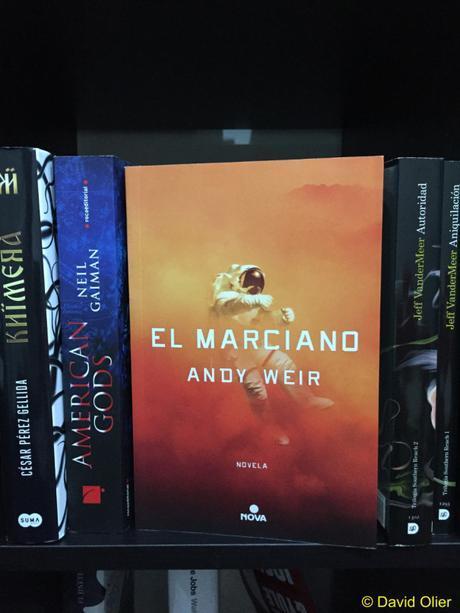 El Marciano de Andy Weir   CabalTC
