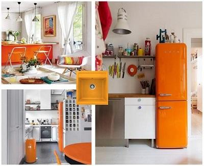 Fregaderos de color en el dise o de la cocina paperblog - Fregaderos de colores ...