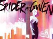Spider-Gwen balanceará hacia acción este Otoño