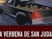 """Reseña: """"Verbena Judas"""" """"Tesis doctoral extraterrestre"""" Tucho Balado"""