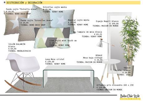 Proyecto interiorismo un sal n de estilo n rdico paperblog for Interiorismo estilo nordico