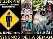 Estrenos Semana Junio 2015 Podcast Scanners