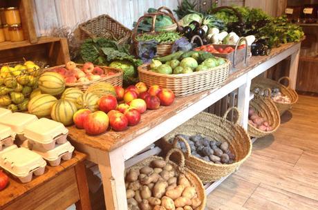 Temps de Terra, tienda y restaurante ecológico en Sarrià-Sant ...