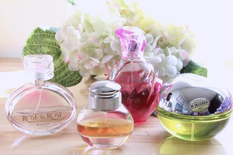 Hablemos de perfumes: Familias olfativas de las fragancias femeninas.
