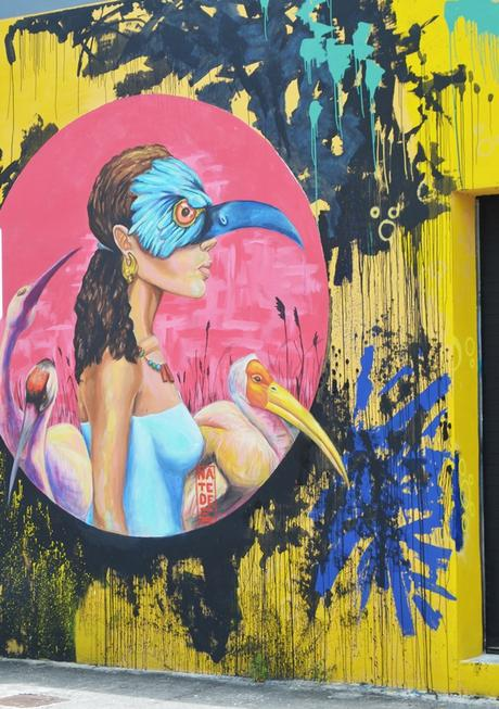 Full color en las paredes de Wynwood