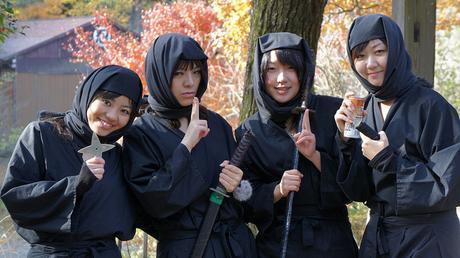 10 curiosidades sobre los ninjas