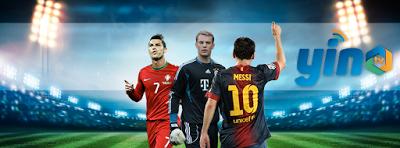 Tu mejor sitio para ver futbol en vivo, Yino TV