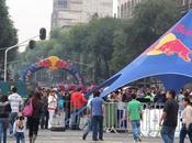 Infiniti Bull Racing Fórmula hicieron rugir Zócalo Ciudad México