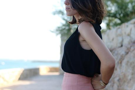 Look del Día: High Waisted Bermudas