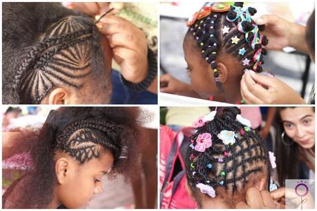 Peinados De Trenzas Para Ninas Afro