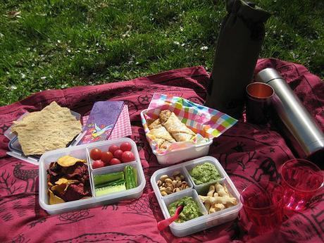 2345.- Jornada de verano y comer fuera, la