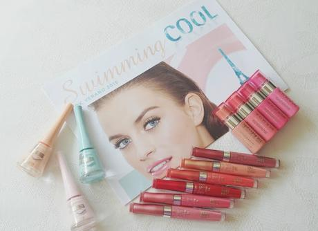 swimming cool, Bourjois
