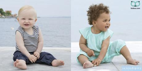 Biobuu. Tienda online de moda infantil sostenible. Sorteo. bebes