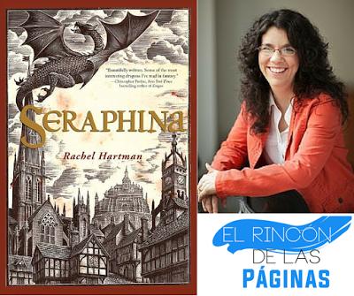 Reseña «Seraphina» de Rachel Hartman