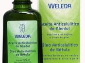 Aceite anticelulitico abedul Weleda