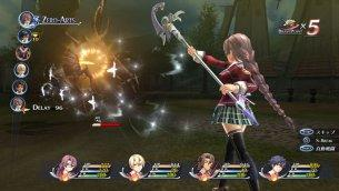 The Legend of Heroes: Trails of Cold Steel también llegará a occidente en otoño