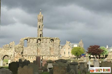 Guía completa de Escocia. (II) De St.Andrews a Balmoral