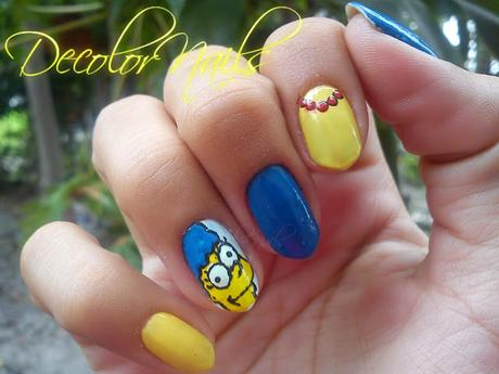 #RetoSimpson/ Marge