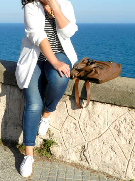 Navy Chic · Outfit