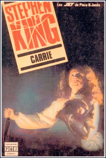 ~♥ Reseña #189 = Carrie ~ Stephen King