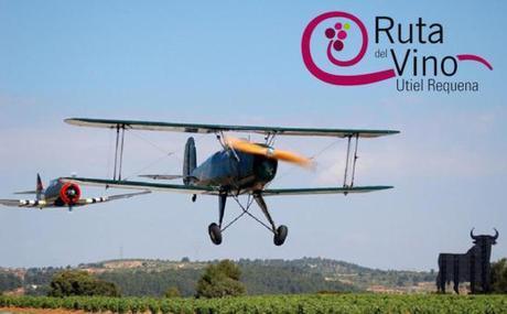 Tierra y aire, un vuelo entre viñedos es la nueva propuesta de la Ruta del Vino de Utiel-Requena