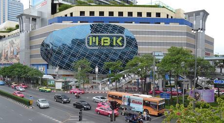 MBK Bangkok falsificaciones y copias